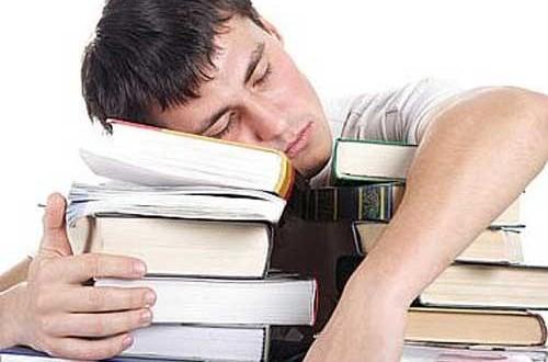 حس درس خواندن ندارم!