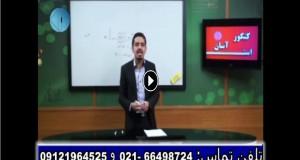 حل تکنیکی تست های مبحث حد – مهندس مسعودی