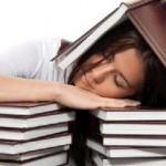 استراحت و درس خواندن کنکوری