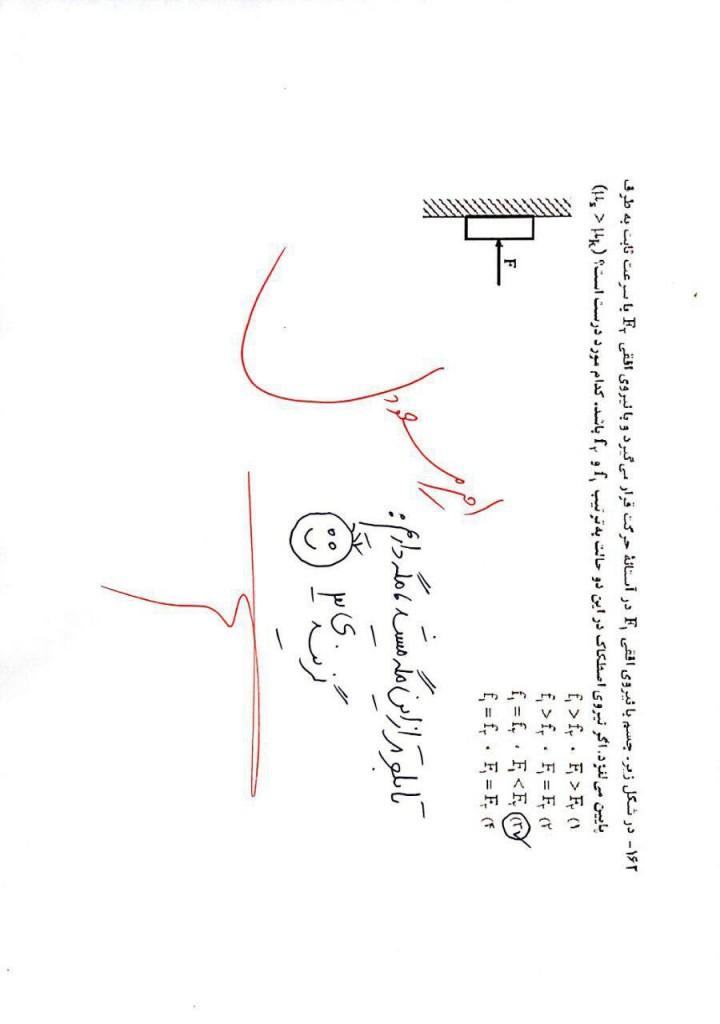 photo 2016 07 17 10 25 35 720x1024 پاسخنامه درس فیزیک کنکور سراسری ریاضی ۹۵ به قلم مهندس امیر مسعودی