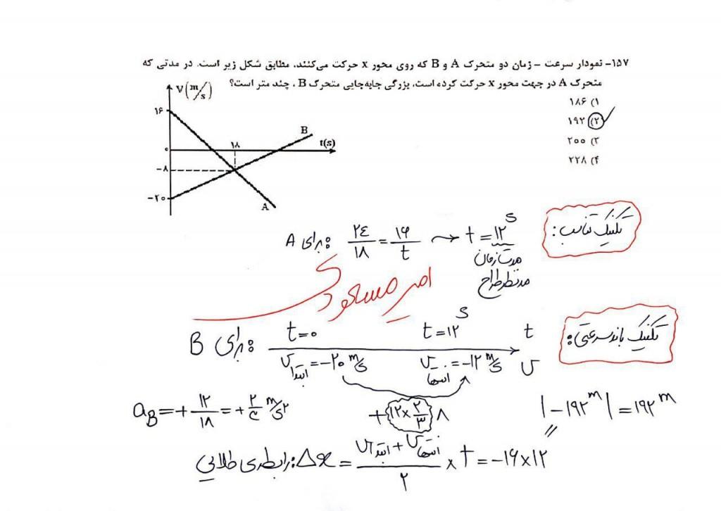 photo 2016 07 17 10 26 14 1024x726 پاسخنامه درس فیزیک کنکور سراسری ریاضی ۹۵ به قلم مهندس امیر مسعودی